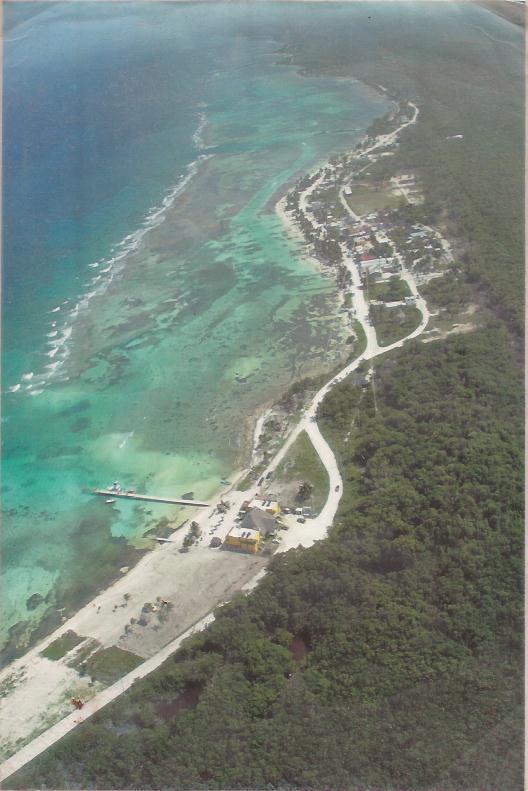 Mahahual, Mexican Caribbean.