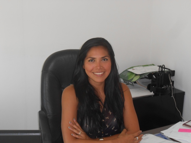 Mildred Herrera, Legally in Mexico, immigration specialist.