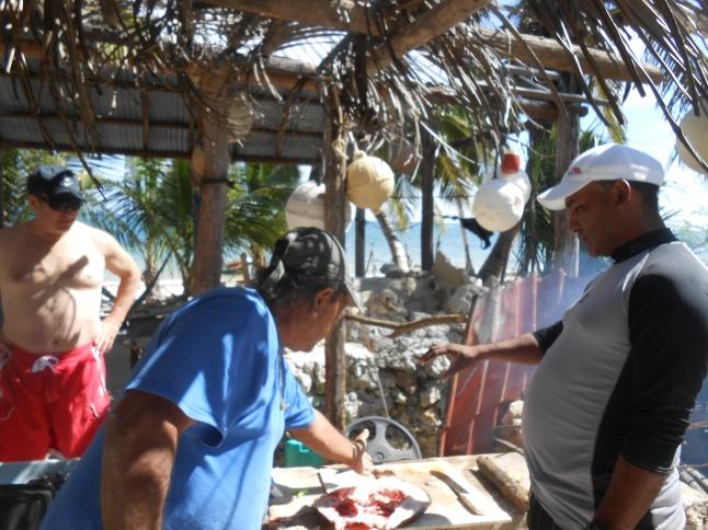 snorkeling trip captain huachos 027
