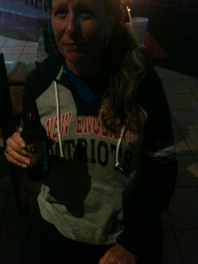 Karen Hurley of Boston.