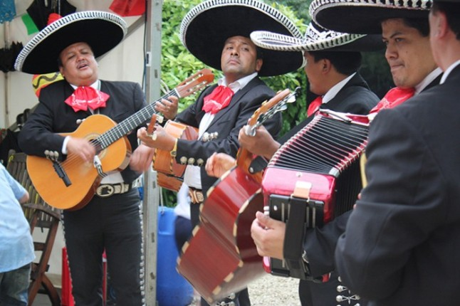 The sights and sounds of the Mariachi brings history and culture to life / Photo: Wikipedia