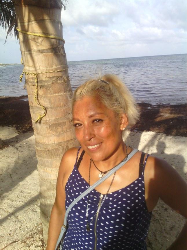 Isela Rincon Martinez, owner of salon.