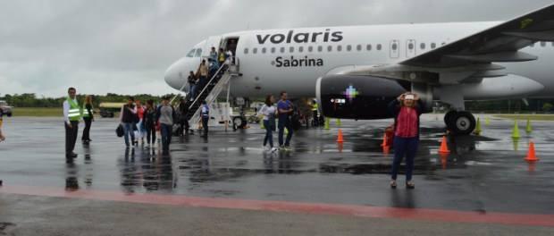 airport volaris