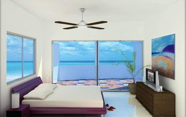 caban condos bedroom