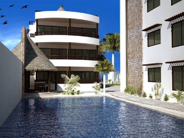caban condos pool