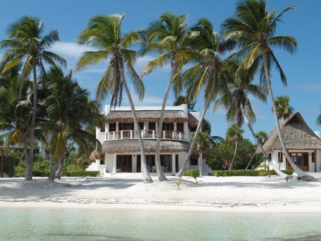 Villa Casona Palms Uvero Beach, Mexico.