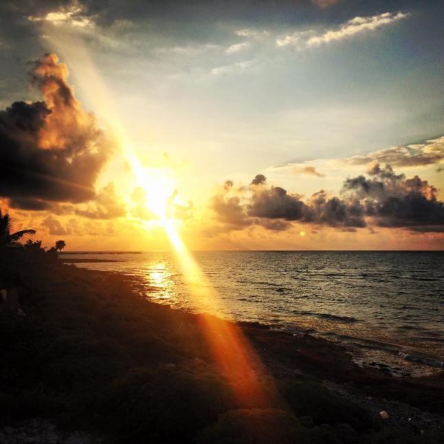 caban sunset