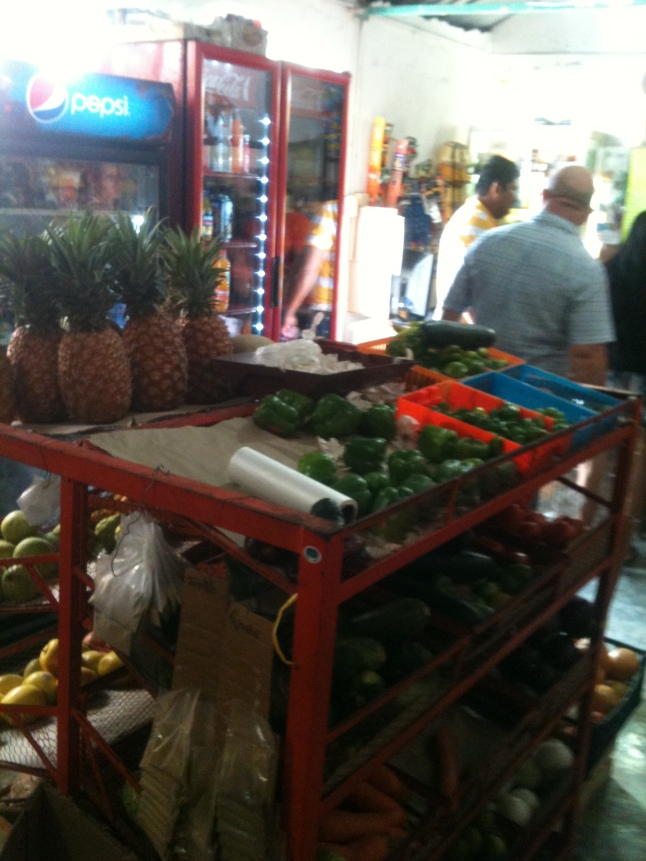 Where I get my fruits and vegatables.