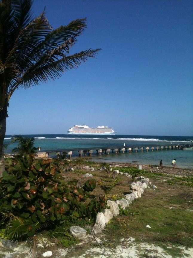 Ship leaving yesterday.