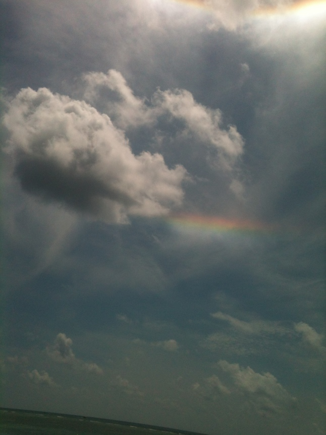 rainbow around sun 014