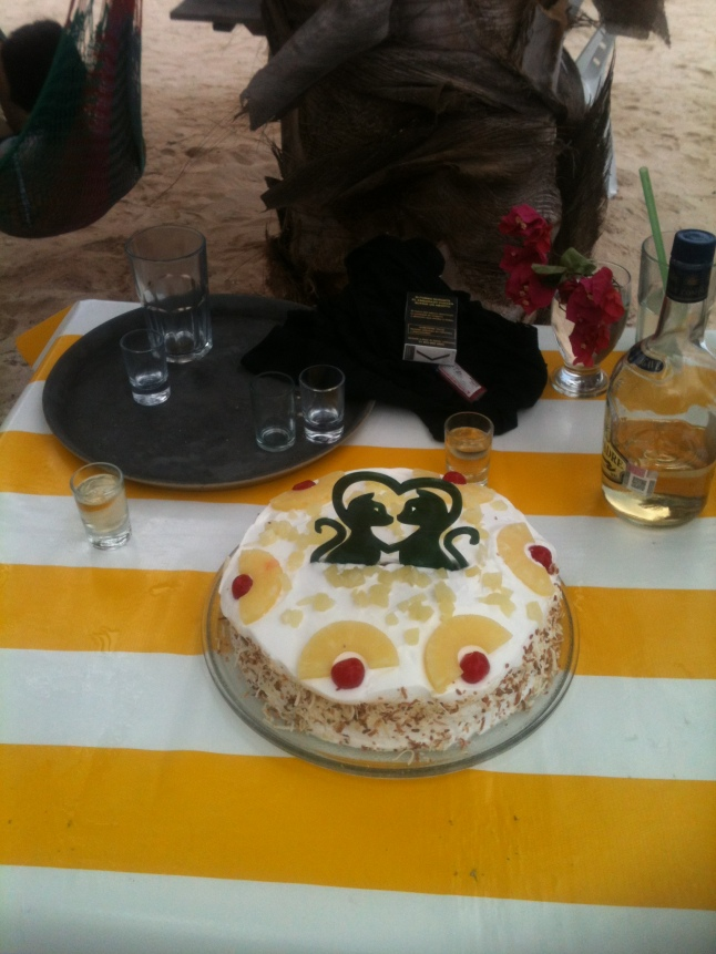 Cake made by Tropicante.