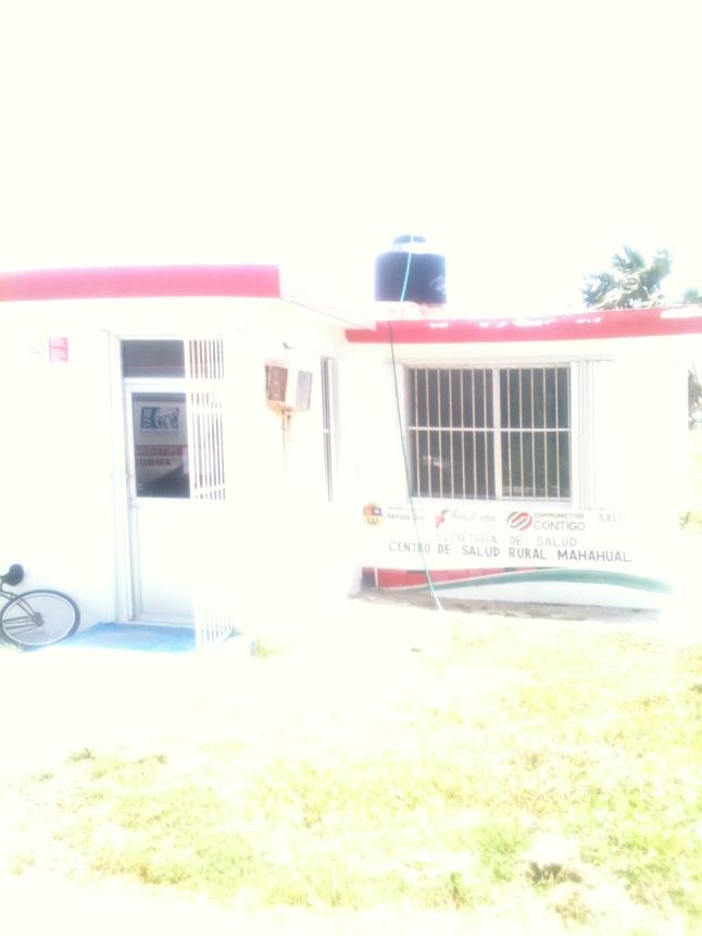 Mahahual Salud clinic.