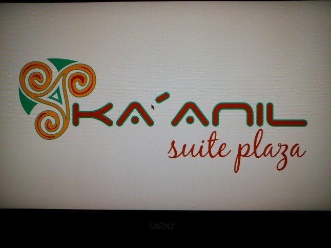 Ka'anil Suites and Hotel.  Great place, right in the middle of the Casitas, it has everything I need.