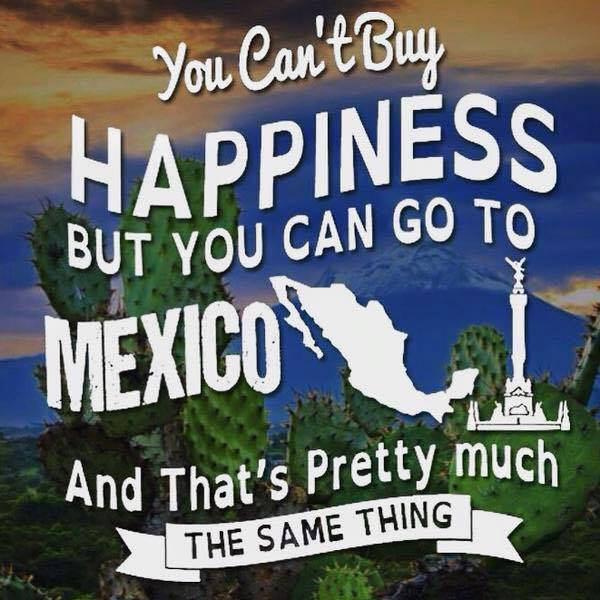 happiness in mexico