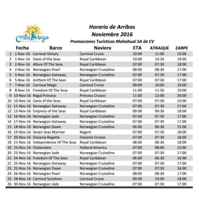 cruise-ship-schedule-nov-2016