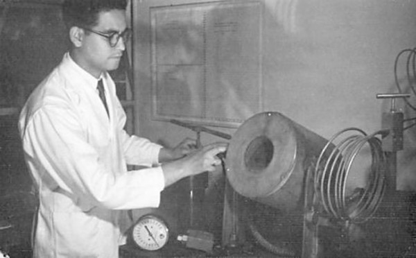 Luis Miramontes, co-inventor of the pill.